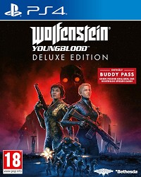 Wolfenstein: Youngblood AT Legacy Deluxe Edition (PS4)