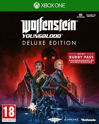 Wolfenstein: Youngblood AT Legacy Deluxe Edition - CUT (Xbox One)