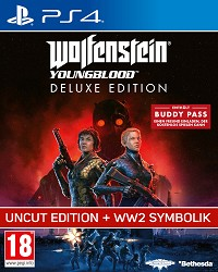 Wolfenstein: Youngblood EU Deluxe Edition uncut (PS4)