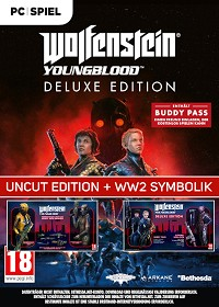 Wolfenstein: Youngblood EU Legacy Deluxe Edition uncut + 10 DLCs (PC Download)