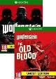 Wolfenstein: die komplette Operation - The New Order uncut + Old Blood uncut + Nazi Zombie Mode