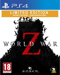 World War Z Limited uncut - AT PEGI 18 (PS4)