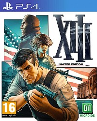 XIII Limited Edition uncut (PS4)