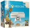Xbox One Konsole white (ohne Kinect Sensor) + Sunset Overdrive (Xbox One)