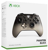 Xbox One Wireless Controller Phantom Black SE (Xbox One)