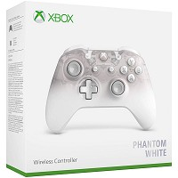 Xbox One Wireless Controller Phantom White Special Edition (Xbox One)