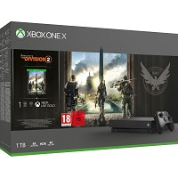 Xbox One X 1TB Konsole The Division 2 Bundle (Xbox One)