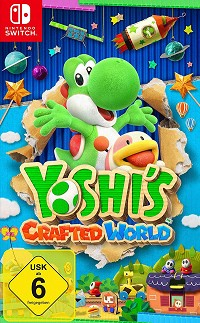 Yoshis Crafted World (Nintendo Switch)