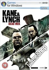 Kane & Lynch Dead Men uncut (PC)