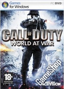 Call Of Duty 5 World At War uncut Zombie Edition