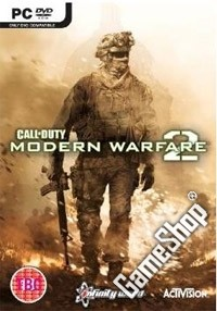 Call of Duty Modern Warfare 2 uncut