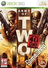 Army of Two: The 40th Day classic uncut