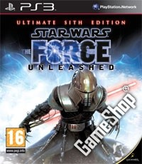 Star Wars: The Force Unleashed Sith Edition essentials