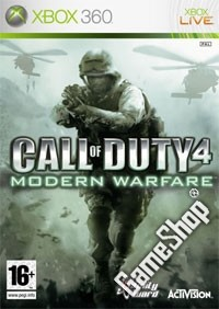 Call of Duty 4 Modern Warfare classic uncut (Xbox360)