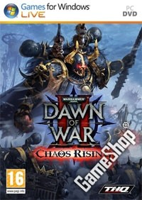 Warhammer 40k Dawn of War 2: Chaos Rising uncut