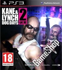 Kane & Lynch 2: Dog Days UK uncut