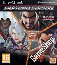 3 Spiele Fighting Pack Edition (Tekken Tag 2 + Soul Calibur 5 + Tekken 6)