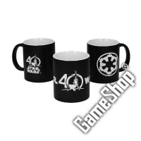 40th Anniversary of Star Wars Limited Edition Mug 3-Pack (nummeriert!)