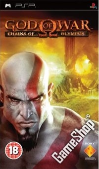 God of War uncut platinum (PSP)