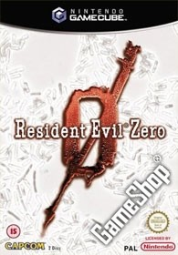 NGC Resident Evil Zero uncut (Wii kompatibel) Players Choice Version