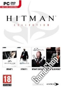 Hitman Collection 1-4 UK uncut