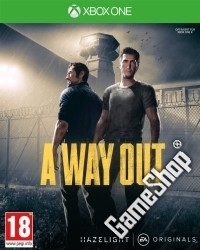 A Way Out uncut (Xbox One)