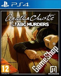 Agatha Christie - The ABC Murders  - Cover beschädigt (PS4)