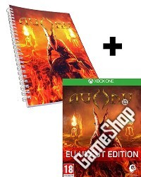 Agony uncut + Notizblock (Xbox One)