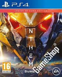 Anthem: Legion of Dawn Bonus Edition uncut inkl. Boni (PS4)