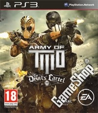 Army of Two: The Devils Cartel US uncut