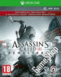 Assassins Creed 3 Remastered (Xbox One)