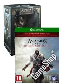 Assassins Creed Ezio Collection Limited Edward Edition AT uncut