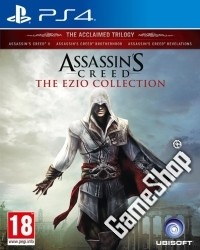 Assassins Creed Ezio Collection uncut Deluxe Edition inkl. Soundtrack (PS4)
