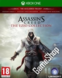 Assassins Creed Ezio Collection Deluxe Edition uncut inkl. Soundtrack