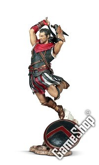 Assassins Creed: Odyssey - Alexios Figur (32 cm) (Merchandise)