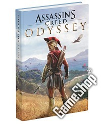 Assassins Creed: Odyssey - Das offizielle Lösungsbuch (Collectors Edition) (Merchandise)