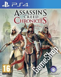 Assassins Creed: Chronicles Trilogy (PS4)
