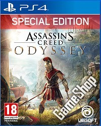 Assassins Creed: Odyssey Special Edition uncut (PS4)