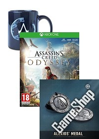 Assassins Creed: Odyssey Ultimate Edition uncut (Xbox One)