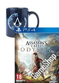 Assassins Creed: Odyssey Limited Edition uncut (PS4)