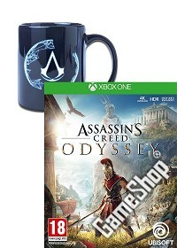 Assassins Creed: Odyssey Limited Edition uncut (Xbox One)