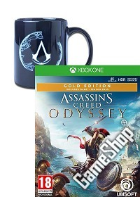 Assassins Creed: Odyssey Ultimate Gold Edition uncut (Xbox One)