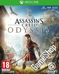 Assassins Creed: Odyssey uncut (Xbox One)