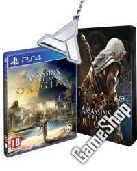 Assassins Creed: Origins Special Edition AT uncut inkl. Bonusmission + Schlüsselanhänger (PS4)