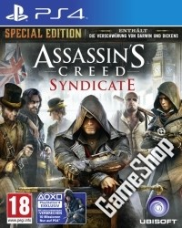 Assassins Creed: Syndicate Special Edition EU uncut (PS4)