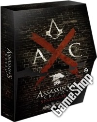 Assassins Creed: Syndicate The Rooks Collectors Edition AT uncut + Meisterassassinen DLC