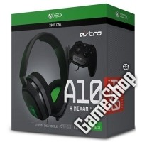 Astro Gaming A10 Headset Grey/Green inkl. MixAmp M60 Xbox One, PC, MAC