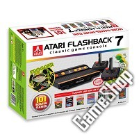Atari Flashback 7 Classic Game Console (Frogger Edition) (Gaming Zubehör)
