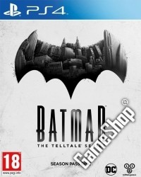 Batman: A Telltale Games Series uncut