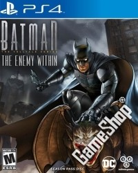 Batman: The Enemy Within uncut (PS4)